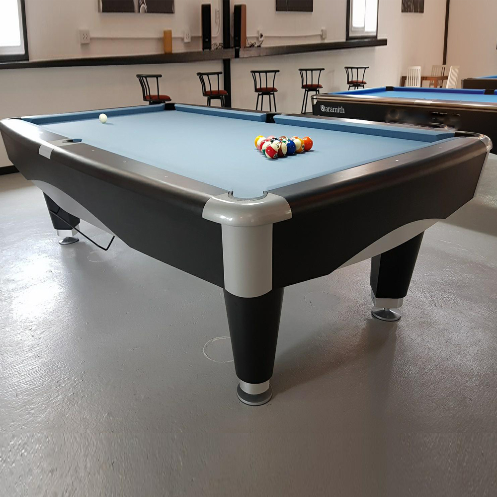 8ft Cheap Pool Table With Ball Return System - Buy 8ft Pool Table