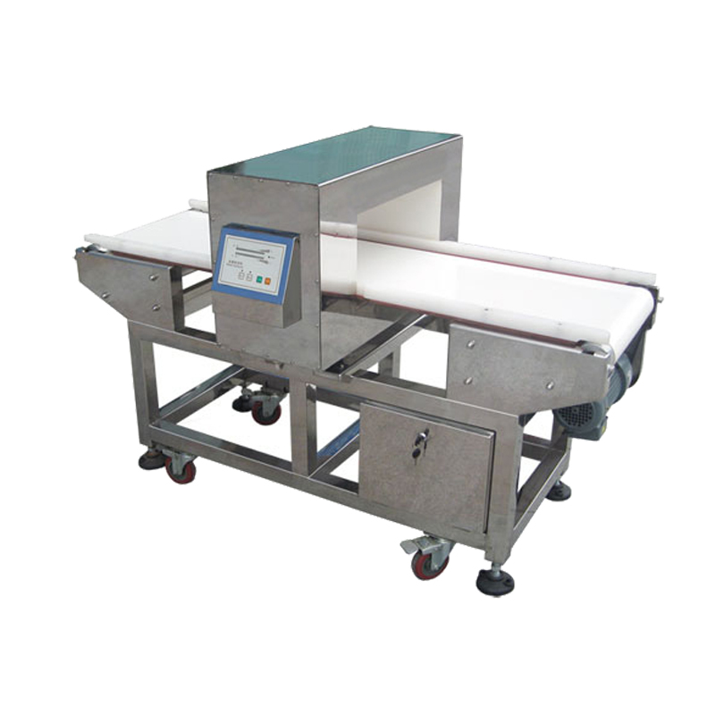 Automatic cloth broken oshima needle metal machine/food metal detector