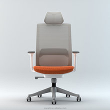 Good quality colorful fabric mesh office wheel task chair