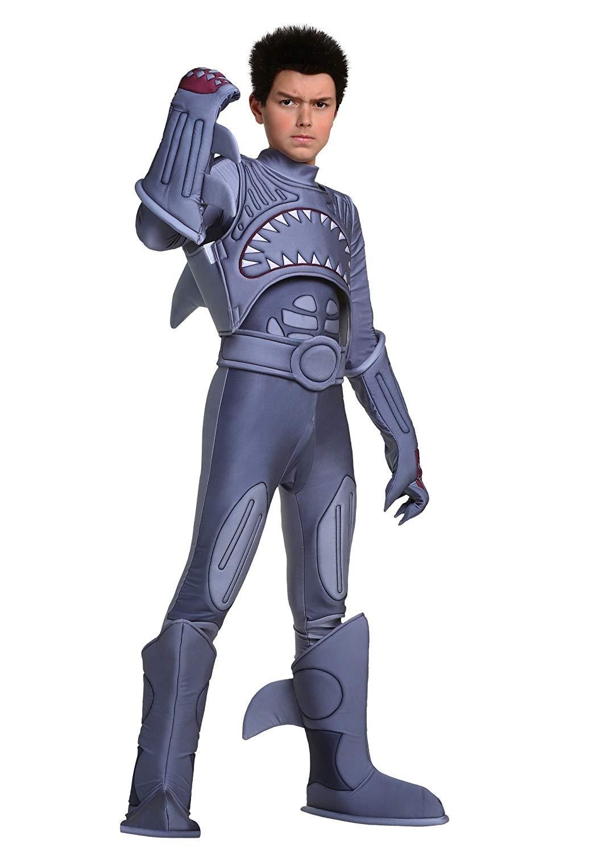 4ac38dd4b4 Get Quotations · Fun Costumes Child Sharkboy Costume Sharkboy Lava Girl  Movie