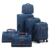 china wholesale market travel style luggage bag set suitcase