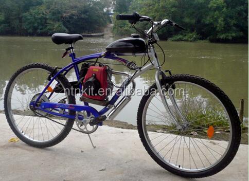 Huasheng 4 Stroke Bicycle Motor/bicycle Engine Kit/49cc Bike Motor ...