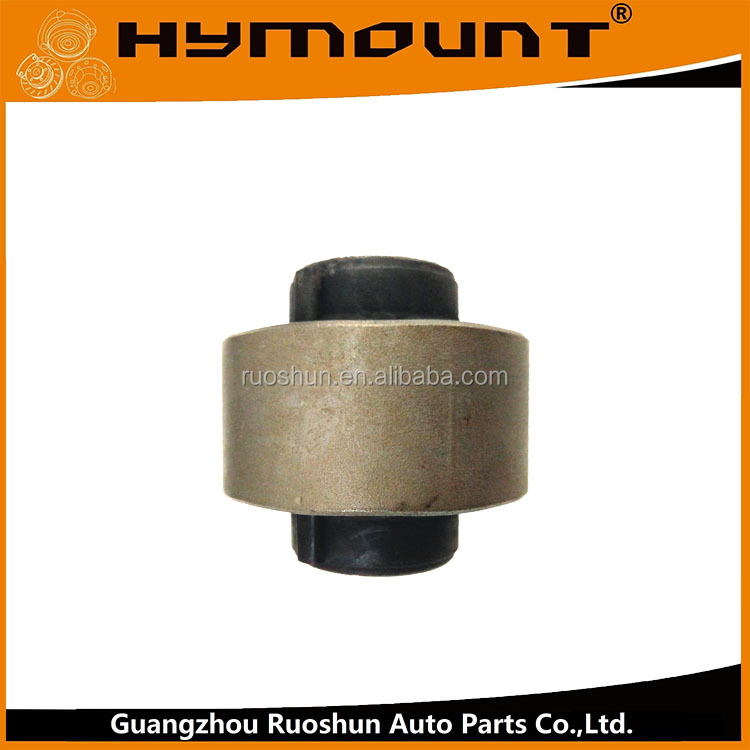 automobile spare parts control arm bushing rubber for Japan car OE No 54570-1HJ0A