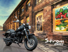 2015 new products retro motorcycle