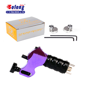 Professional Rotary tattoo machine parts , Rotary tattoo machine motors , Rotary tattoo machine