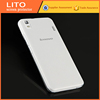 Factory Price Soft Transparent TPU Bumper Back phone case for lenovo k3 note