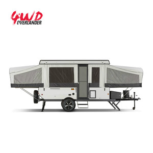 Custom Holiday Travel Camping Pop Up Tent Campers Trailer Manufacturers