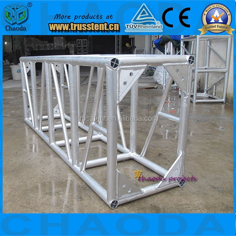 heavy duty lighting truss system with stage aluminum truss display,aluminum pipe truss
