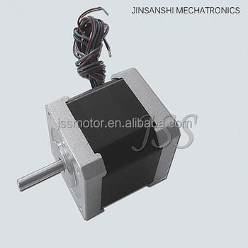 Ball screw step motor nema 17 stepper motor made in china for Low rpm stepper motor