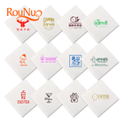 Wholesale Customized Personalized Disposable Printing Serviettes Napkin Wrapping Paper With Logo