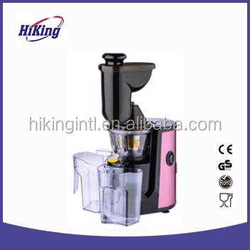 Countertop Masticating Electric Slow Juicer and Drink Maker