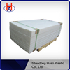 Huao HDPE plastic sheet for outdoor usage