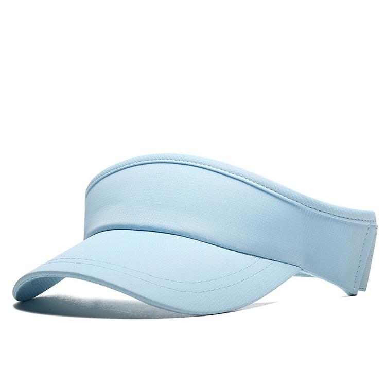 Wholesale Custom Sport Elastic Back Big Visor Sun Visor Hat - Buy ... 4b41bb4cf0d