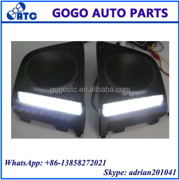 FOR HONDA FIT 2014 - 2016 DAYTIME RUNNING LIGHT