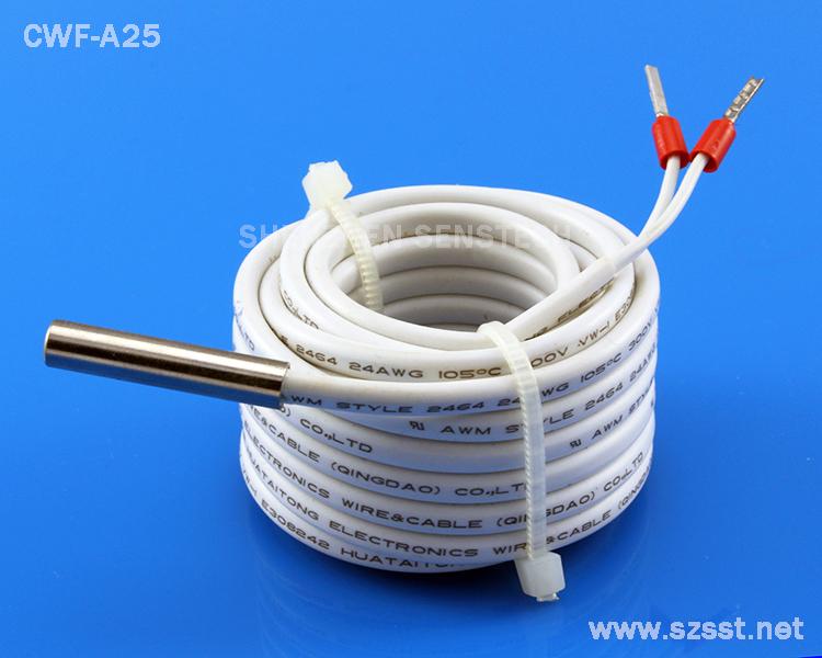 Floor Heating Temperature Sensor Probe Underfloor