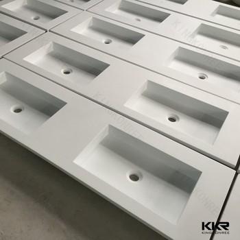 Italiaanse Moderne Dubbele Wastafel Badkamer Ijdelheid - Buy Product ...