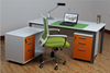 OA new design office tables/simple desk/workstation/melamine tables/new fashion desk