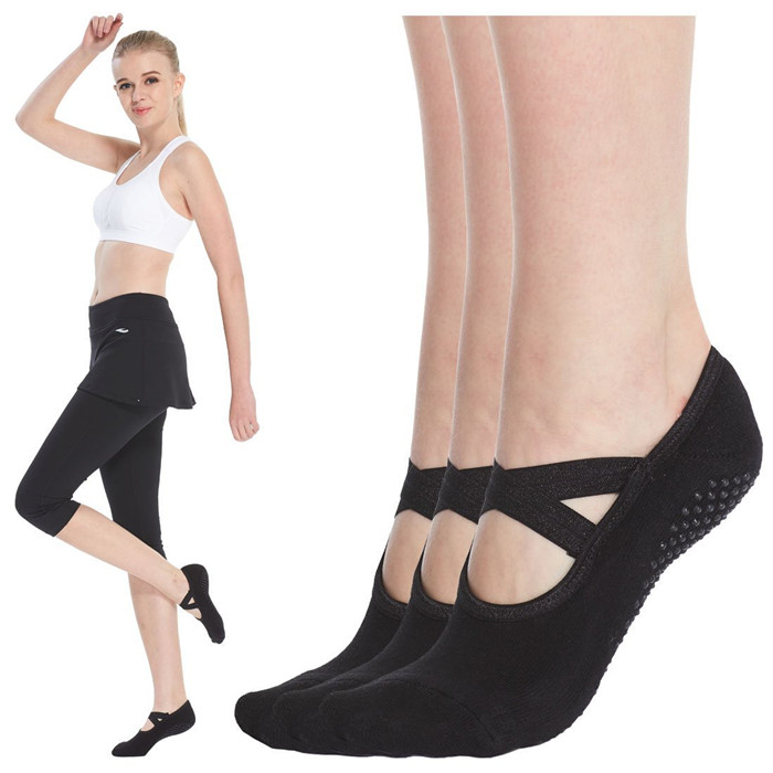 Womens Non Slip Yoga Socks No Show Low Cut Barre Socks For Studio Hospital  Ballet Dance Socks Wholesale - Buy Barre Socks,Yoga Socks Non Slip,Low Cut