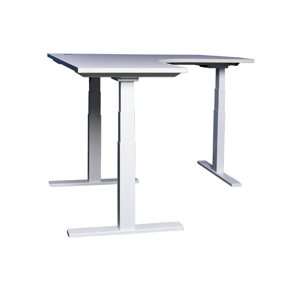 - Fight Sitting Desease L Shaped Electric Adjustable Steel Folding