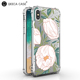 Phone case UV printer for iphone 7 8 case cover silicone LOGO custom design, for iphone x cover transparent
