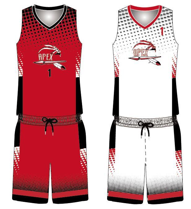 4820b4def37 Internet Sales Oversized Male Basketball Flamboyant Uniforms ...