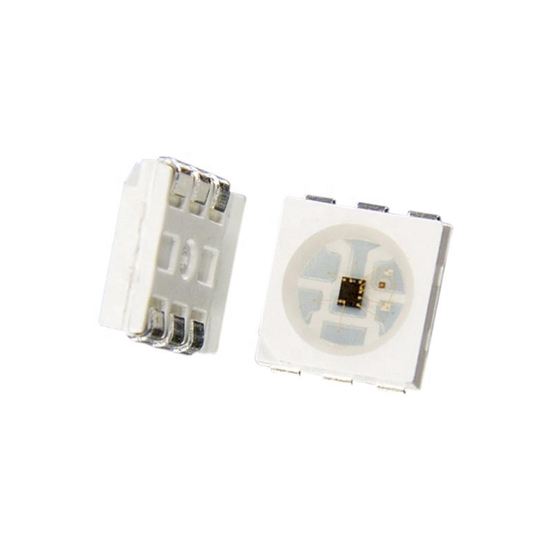 Arduino/artnet/madrix/t1000c Controllable Adddresable Sk9822 Magic Smd 5050  Rgb Led Chip - Buy Adddresable Sk9822 Rgb Led,Sk9822 Smd 5050 Rgb