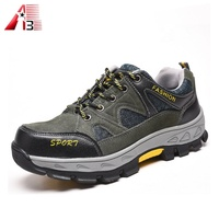 China hiking shoes factory static waterproof hiking shoes