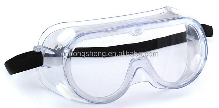 barato pc transparente gafas de seguridad qu mica de