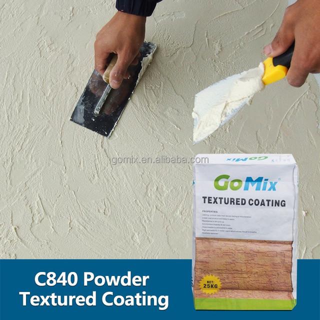 Superb Decorative Stucco Coating C840 Exterior Wall Finish Materials