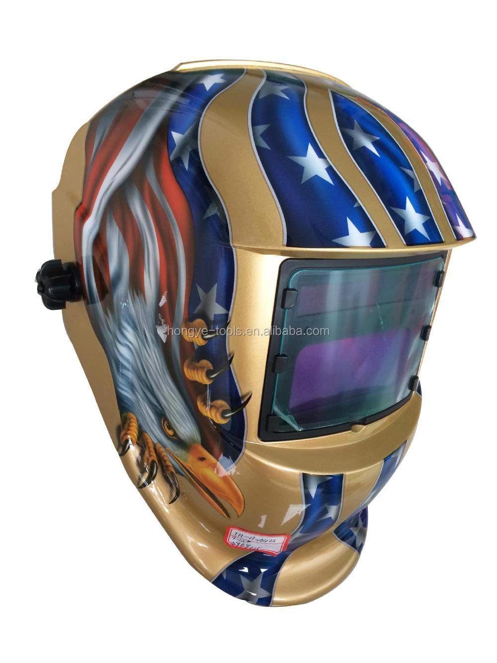 New Design Auto Darkening Welding Helmet Welding Mask