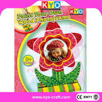 2015 new product popular 3D painting kids crafts for easter