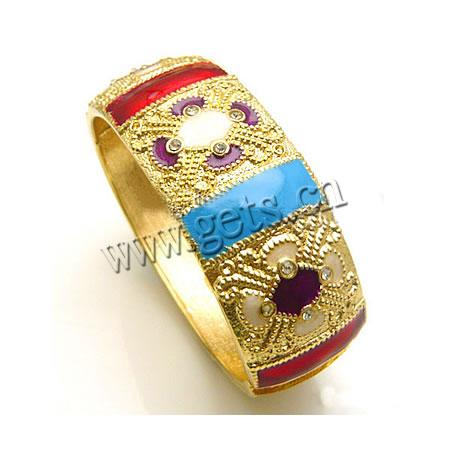 Zinc Alloy Tibet Blessing Bangle Bracelet