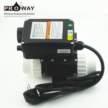 Proway 2kw électrique Portable Chauffe Eau De Baignoire Spa Chauffe