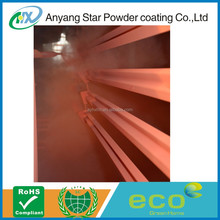Anyang Epoxy Polyester Electrostatic use on racks at warehouse Powder Coating