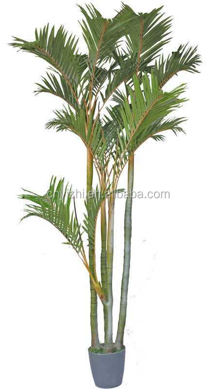 Yzp000041 Artificial Areca Palm Tree Potted Plants