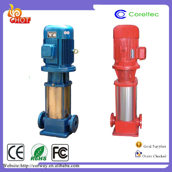 Boiler Feed Water And Condensate Systems Multistage Centrifugal Pressure Booster Pump