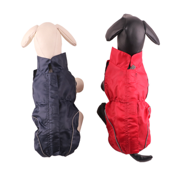 dog cooling coat with zipper custom logo cool coat for dog