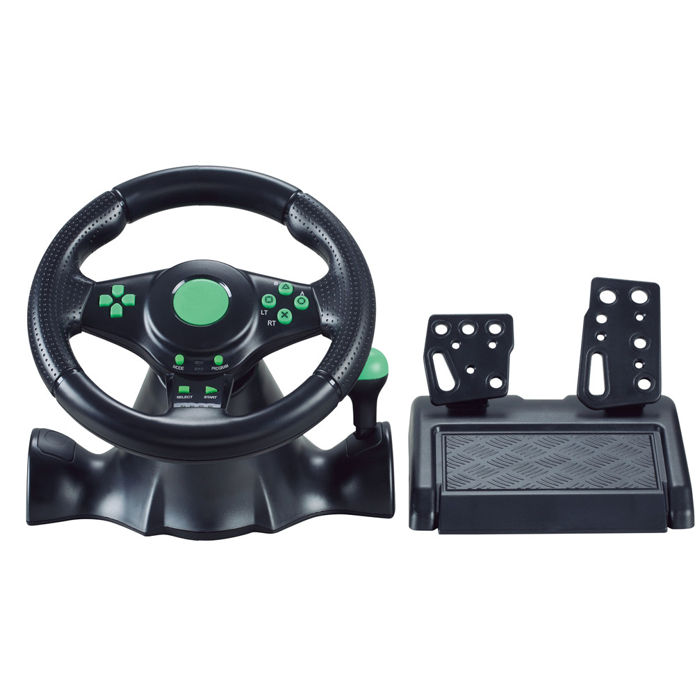 3e15dd4cf4f Wholesale Video Game Gaming Steering Wheel Pc Controller For ...