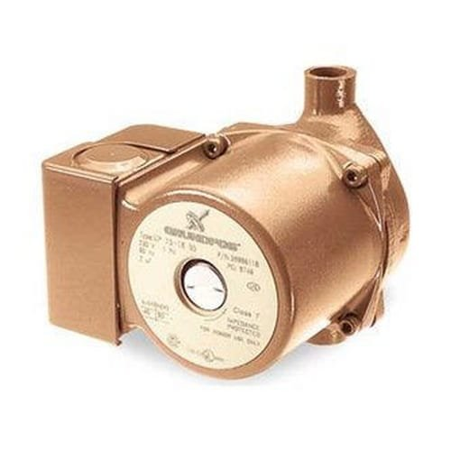 Grundfos UP 15-18 B5 UP Series 1/25 Horsepower Bronze Hot Water Recirculation Pu, N/A