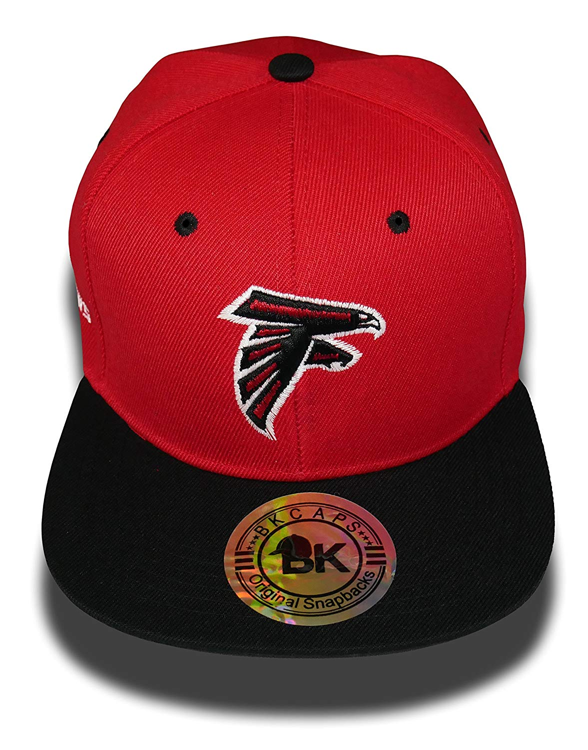 finest selection 222b2 7fd9f Get Quotations · C-2 Stitch Atlanta Falcons Glow in The Dark Snapback Hats
