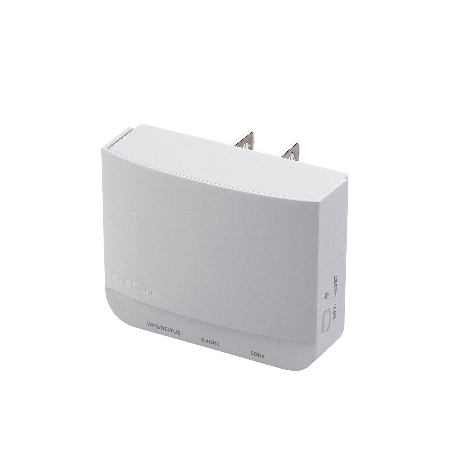 Elecom [Outlet Straight Interpolation] Wireless LAN Relay Machine (11ac 433mbps + 11n 300mbps · Relay Unit Alone) Wtc-733hwh