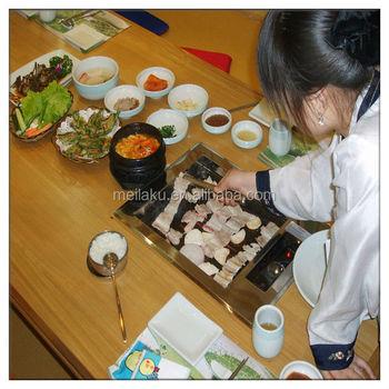 Miracook ma 2500 restaurante coreano barbacoa el ctrica restaurante sin humo barbacoa coreana - Barbacoa sin humo ...