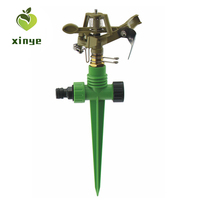 water sprinkler price agriculture and Farm Irrigation Plastic and metal Sprinkler