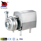 Sanitary Stainless Steel Centrifugal Pump,For Food, Beverage, Wine Processing BAW