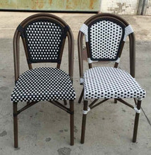 French Bistro Rattan Chairs, French Bistro Rattan Chairs Suppliers And  Manufacturers At Alibaba.com