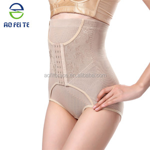 High Waist Slimming Panties Tummy Control Girdle Breathable Slimming Corset For Women