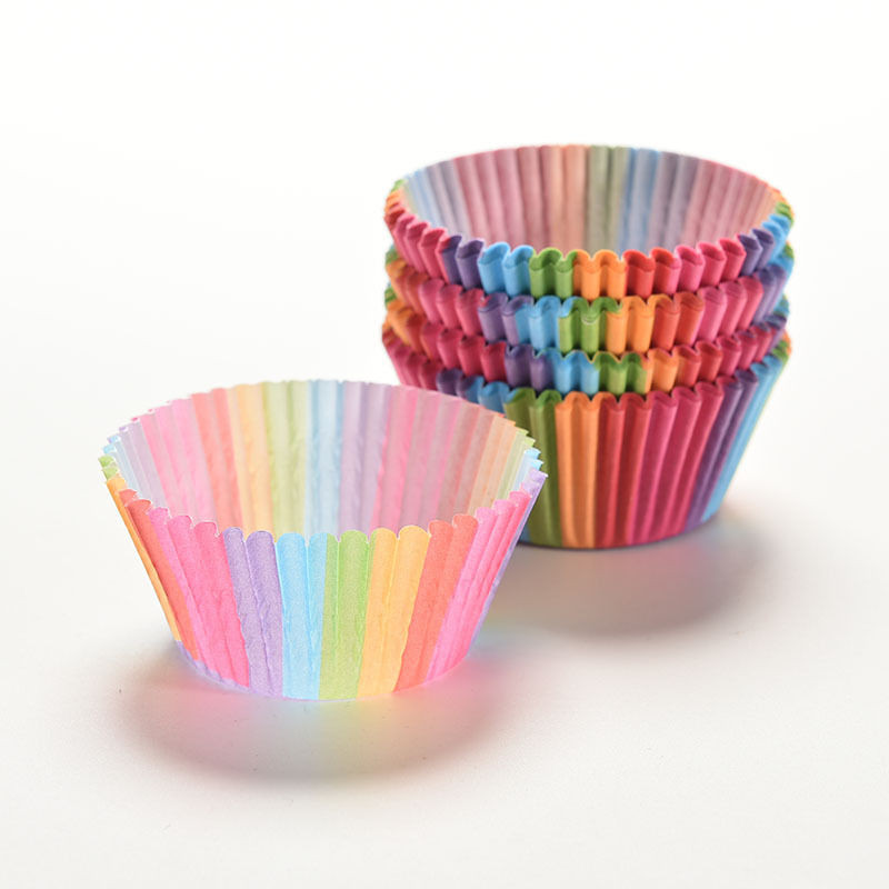 Paper cupcake liners