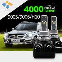 Super Brightness 9005 Hb3 4200 Lumen 24w Dc12v Auto Lamp Car Led ...