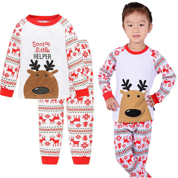 pajamas women winter family christmas pajamas wholesale kids christmas pajamas