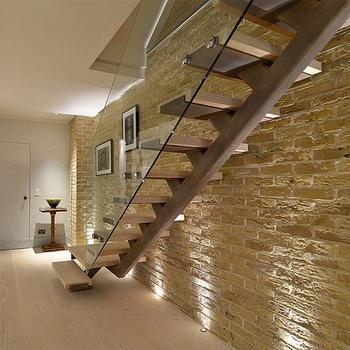 Interiores de hierro escalera carril interior modelos - Precio escaleras interiores ...